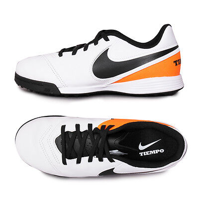 Nike JR Tiempo Legend 6 TF (819191-108) Soccer Football Cleats Boots Shoes