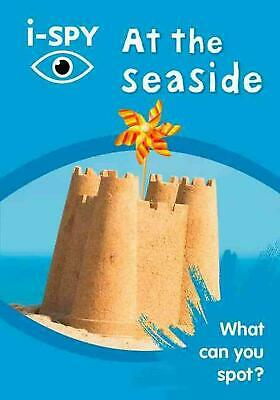 I-spy At the Seaside by i-SPY Paperback Book Free Shipping!