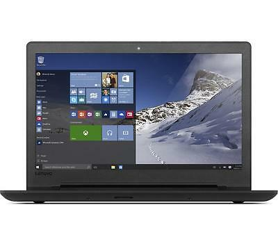 "LENOVO IdeaPad 110 15.6"" Laptop Black 8 GB RAM 1 TB HDD Windows 10"
