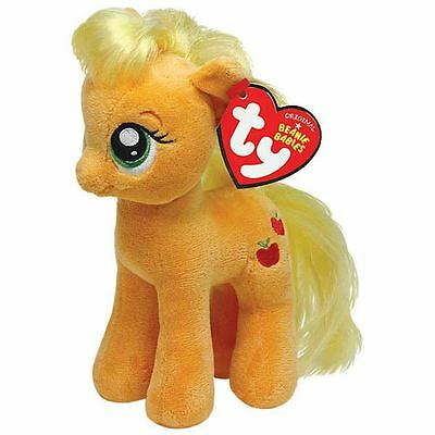 Ty My Little Pony - Applejack Beanie Plush Soft Collectible New Toy