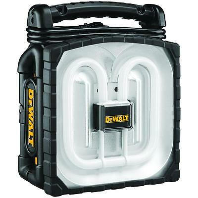 DEWALT 38-Watt Fluorescent Specialty Cordless/Corded Work Light Compact Portable