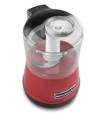 KitchenAid Food Processor 3-Cup Automatic Chopper Rkfc3511WM Watermelon