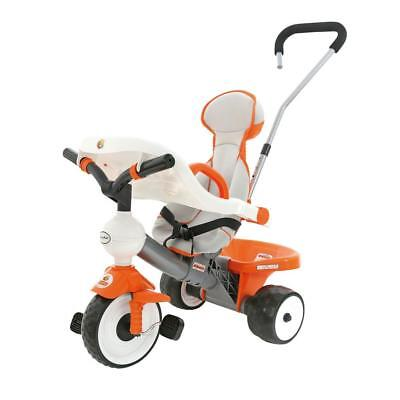 Coloma Tricycle with Push Along Handle