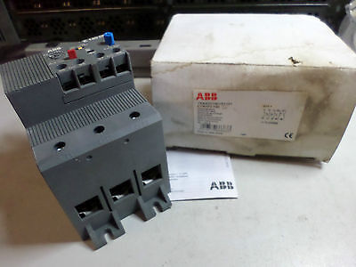 ABB ELECTRONIC OVERLAOD 50-140 AMPS ADJUSTABLE - E140DU-140 - w/Aux Contacts