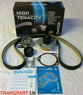 Alfa Romeo 159 Lusso 2.0 Jtdm Diesel 16V Timing Belt Kit And Water Pump
