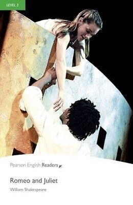 Level 3: Romeo and Juliet by William Shakespeare Paperback Book (English)
