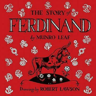 The Story of Ferdinand by Munro Leaf Paperback Book (English)