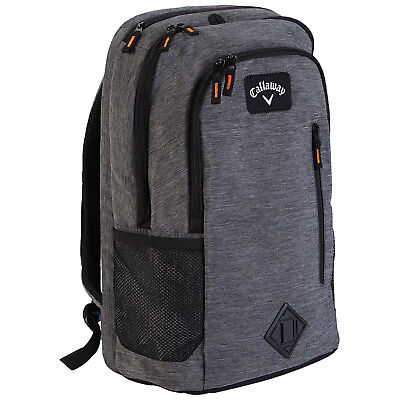 Callaway Golf Clubhouse Back Pack - New Rucksack Gym Travel Carry Luggage 2017