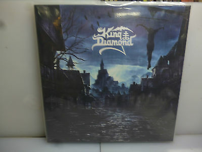 King Diamond-Live At The Club Que, Montreal 1986.-2Lp Black Vinyl-New. Sealed