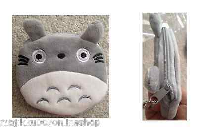 Cute Japanese Cartoon TOTORO Plush Coin Purse/Wallet (Early Summer Sale 40% Off)
