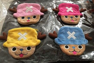 NEW ~ One Piece Chopper Coin Purse (Four different color to choose)