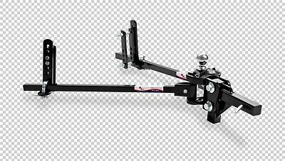Fastway Trailer 92-00-0600 e2 6K Trunnion Weight Distributing Hitch