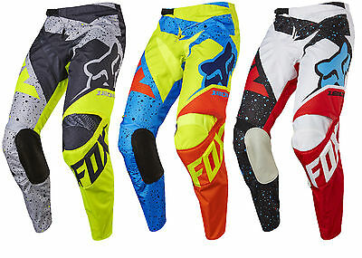 Fox Racing Mens 180 Nirv Dirt Bike Pants 2017 ATV MX Off-Road Motocross