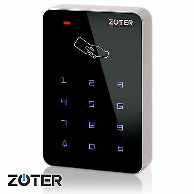 Backlit Keys Touch Panel Door Access Control RFID Reader Keypad for Entry Home