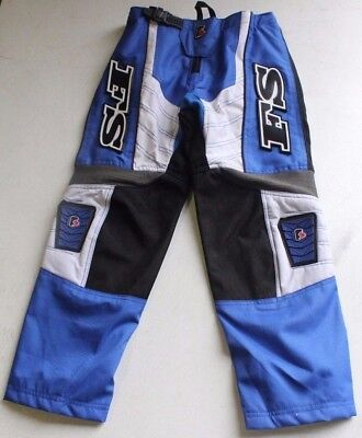Mx Motocross Kids Pants Blue Free Freight Free Gloves(Size 26 & 28)