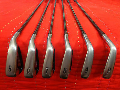 Titleist AP1 714 Irons 5-PW w/Kuro Kage 50g Ladies Graphite Shafts