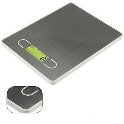 Ebalance Portable LCD Electronic Digital Kitchen Scale Food Weight 5kg Precision