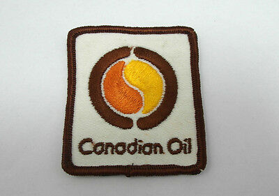 Vintage Rare Canadian Oil Patch