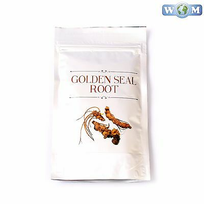 Golden Seal Root 5% Alkaloids - Herbal Extracts 100g (RM100GOLDSEAL)
