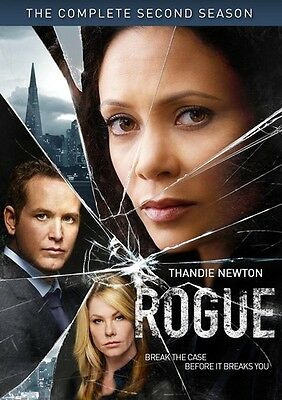 Rogue: Complete Second Season - 4 DISC SET (2015, REGION 1 DVD New)