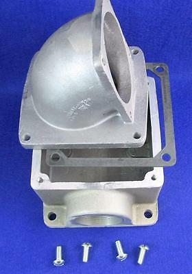 """CROUSE-HINDS AJ 66 Condulet 2"""" Conduit Outlet Box & Angle Adapter AJA 6"""