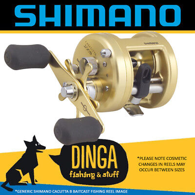 Shimano Calcutta 400B Baitcast Fishing Reel NEW