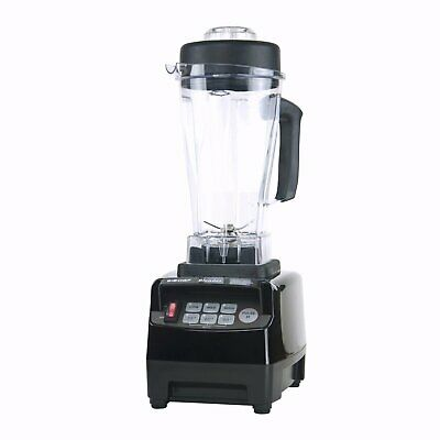 BioChef High Performance 1200w Professional Blender 2L Jug - Black