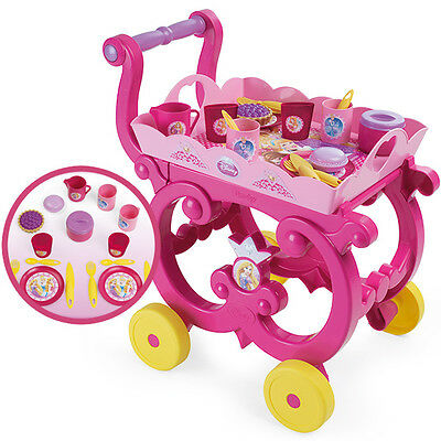 Smoby Disney Princess Servierwagen (Pink)