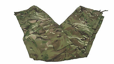 Genuine British Army MTP Windproof Trousers Combat Camo Various Sizes