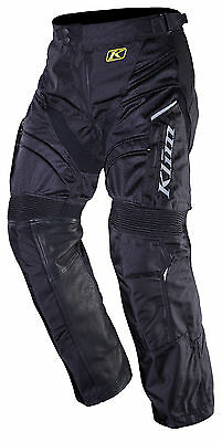 Klim Mens Black Mojave OTB Dirt Bike Pants MX ATV Motocross Off-Road 2016