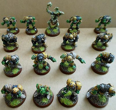1988 Orc Team Bloodbowl 2nd Edition Citadel BB102 Games Workshop Pro Painted Ork