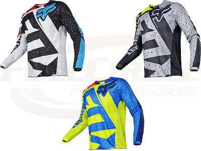Fox Racing 180 Nirv Riding Jersey Men's Motocross/MX/ATV/BMX/MTB Dirt Bike 17