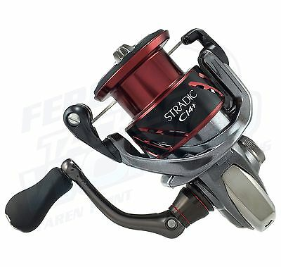 Shimano Stradic Ci4+ 2500FB HG Reel BRAND NEW at Fergo's Tackle World