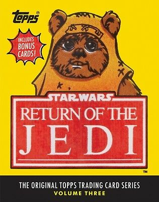Star Wars Return Of The Jedi, The Topps Company, 9781419720925
