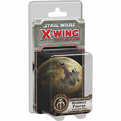 Star Wars X-Wing Miniatures Kihraxz Fighter Expansion