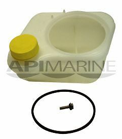 Mercruiser Sterndrive Alpha/Bravo Tilt Trim Pump Reservoir - Centre Mount - New