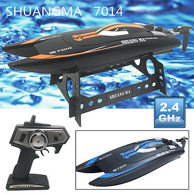 High Speed 2.4G RC 3CH RTF Boat Electric Remote Controller Boat Water Cooling