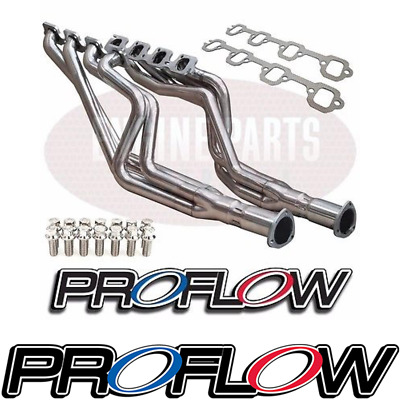 PROFLOW Ford Falcon XR-XF 2V Cleveland V8 Stainless Steel Headers Tuned Length