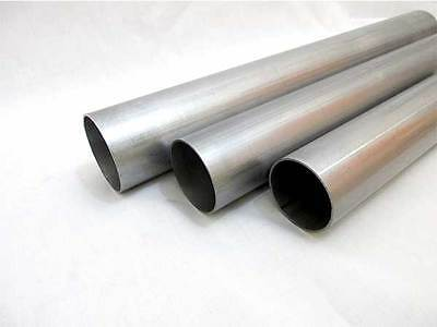 "Mild Steel Tubes Pipes Exhaust Tube Repair Fabrication 1.5"" - 4"" 1.5mm wall"