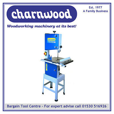 """CHARNWOOD W721 12'' Woodworking Bandsaw WITH 6"""" DEPTH OF CUT"""