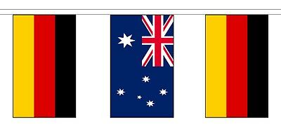 Australia Aboriginal & Australia Polyester Bunting - 5m with 14 Flags