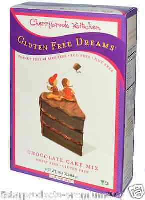New Cherrybrook Kitchen Gluten Free Dreams Chocolate Cake Mix Vegan Daily Foods