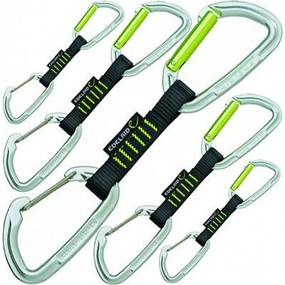 Edelrid Express Slash Wire 5er Set [Express Set zum Klettern]