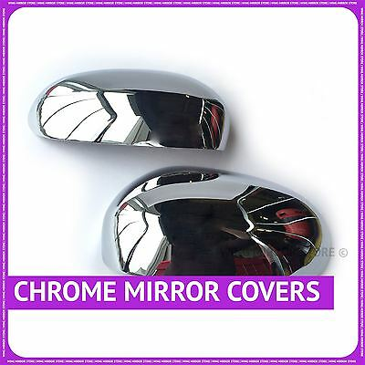 chrome wing door mirror cover cup for Jaguar XKR and XK 2006-2015