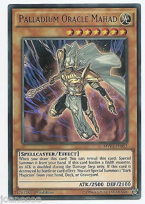 Palladium Oracle Mahad MVP1-EN053 Ultra Rare Yu-Gi-Oh Card 1st Edit Eng Mint New