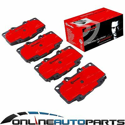 Brembo Front Disc Brake Pads Set for Hilux 2005~12 KUN26 GGN25 Vigo 4wd Ute 4x4