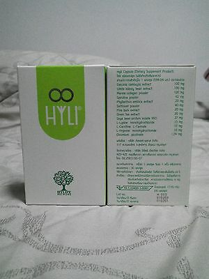 30 Capsules Hyli Herb Extract Dietary Supplement Balance Hormone Women Men Best