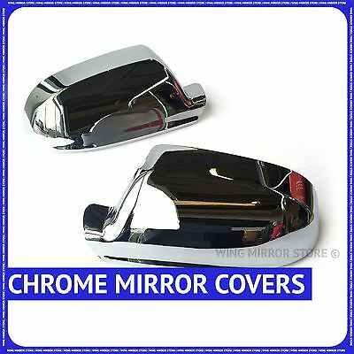 chrome wing coor mirror cover cup for Audi A4 2010-2012