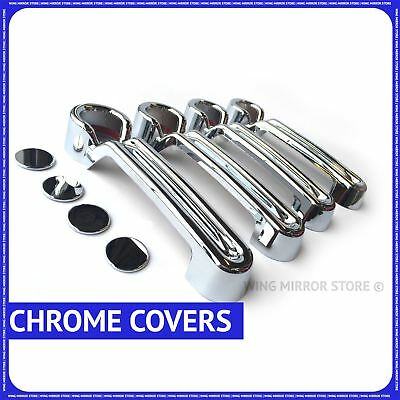 For  Dodge Nitro 2007-2012 Set of chrome handle covers