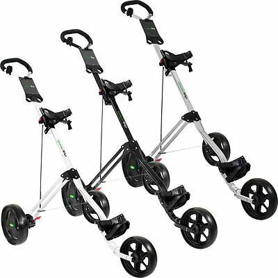 CLEARANCE! 43% OFF 2016 GreenWay 3 Wheel Mens Push/Pull Golf Trolley